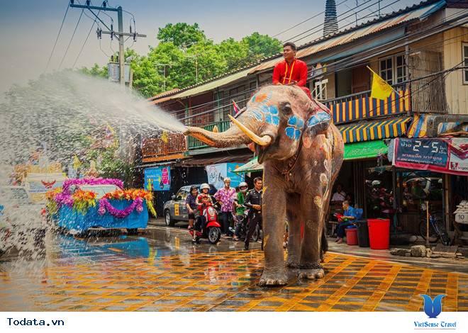 Trải nghiệm những lễ hội độc đáo trên các vùng miền tại Thái Lan - Ảnh 3