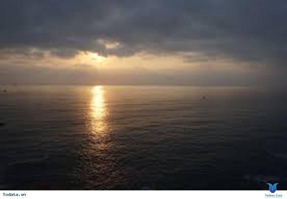 Vẻ đẹp của Bãi Môn trong buổi sớm mai - Ảnh 1