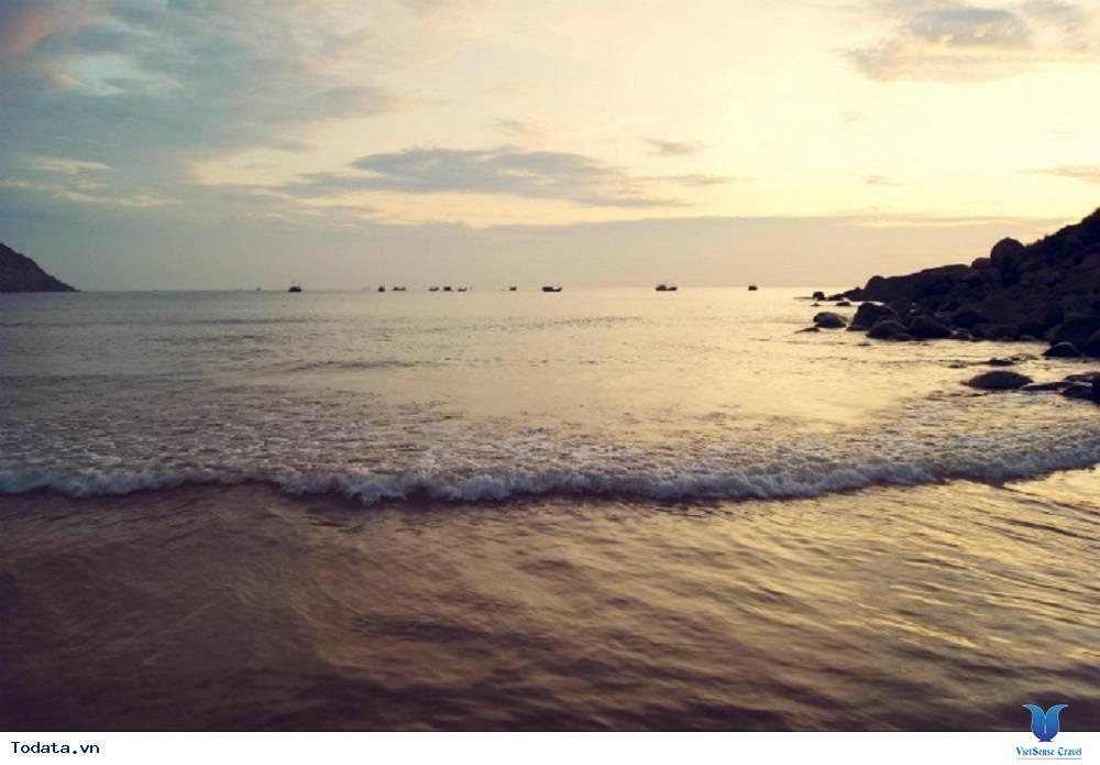 Vẻ đẹp của Bãi Môn trong buổi sớm mai - Ảnh 2