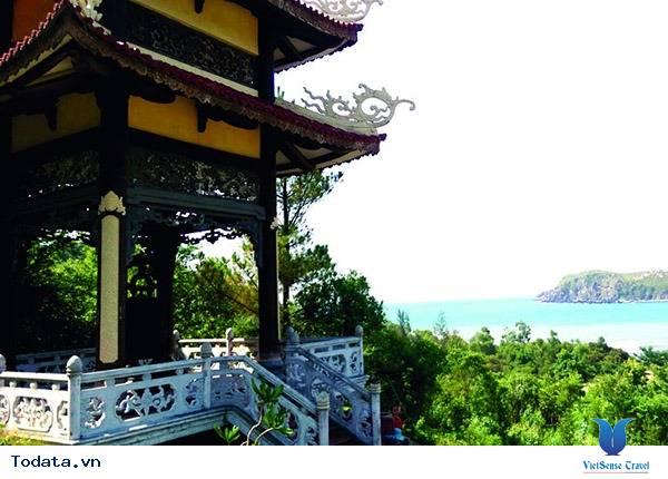 Viếng Mộ Đại Tướng Nơi Vũng Chùa -  Đảo Yến - Ảnh 7