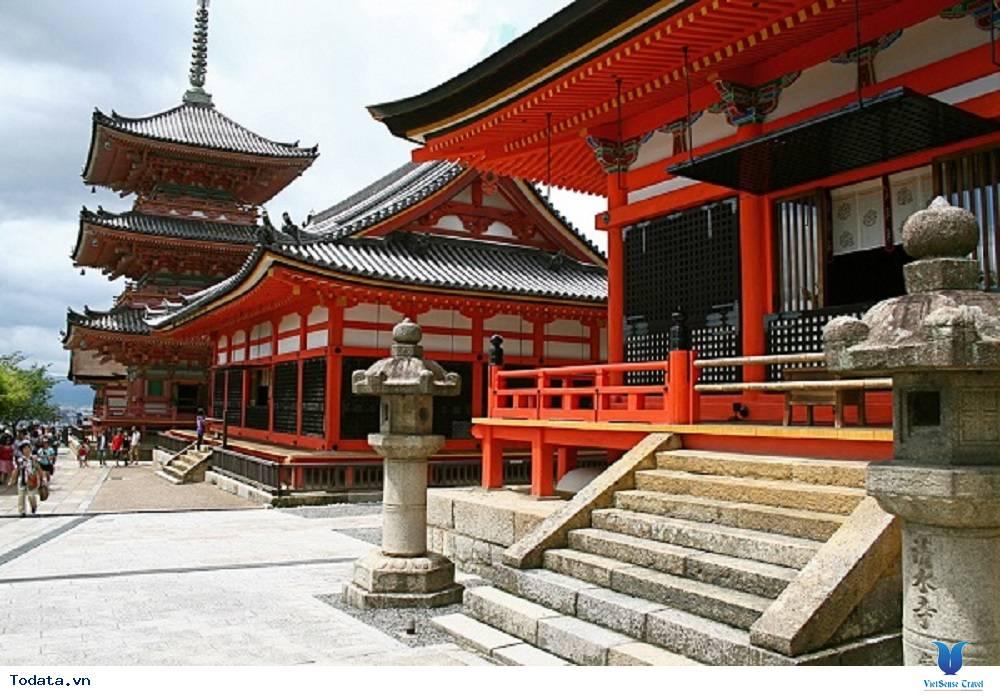 Viếng thăm ngôi chùa cổ Kiyomizu Dera ở Nhật Bản - Ảnh 2