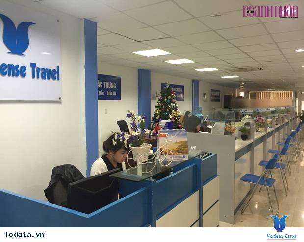 VietSense Travel: Đi lên từ 4 không - Ảnh 1