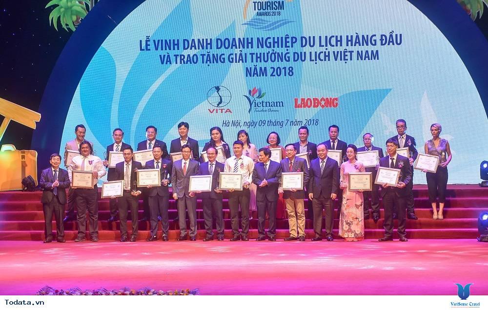 VietSense Travel Được Vinh Danh Trong Top 10 Công Ty Du Lịch Hàng Đầu Việt Nam - Ảnh 2