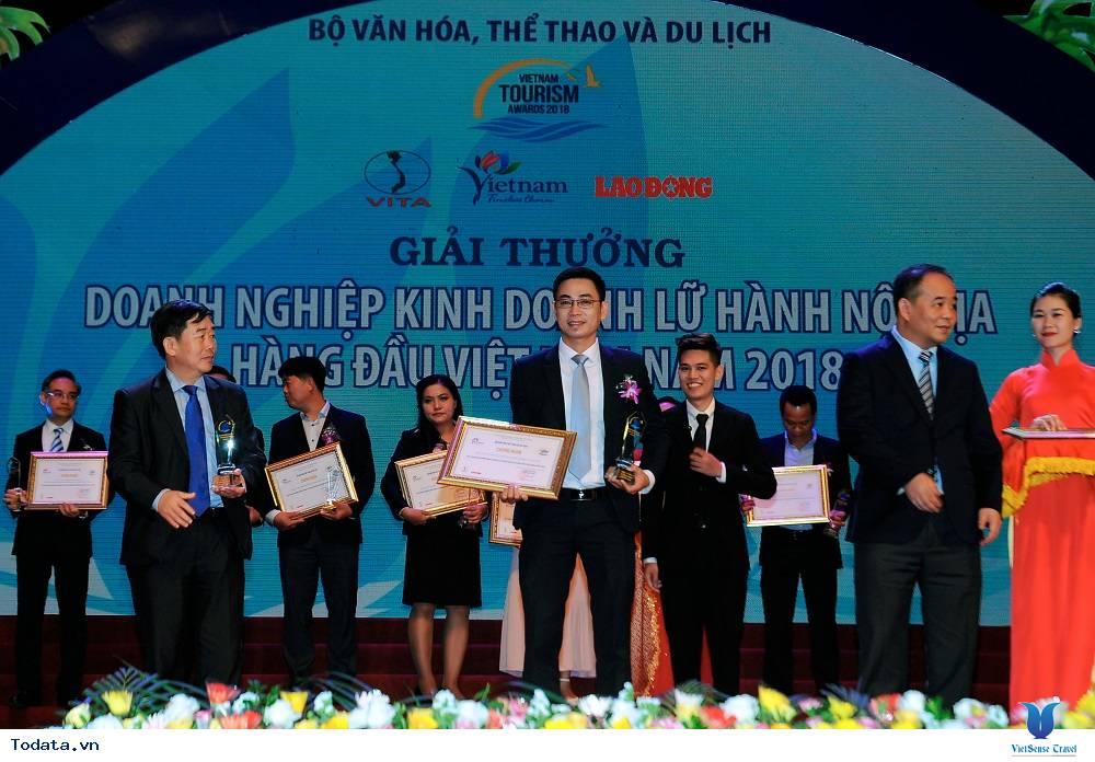 VietSense Travel Được Vinh Danh Trong Top 10 Công Ty Du Lịch Hàng Đầu Việt Nam - Ảnh 1