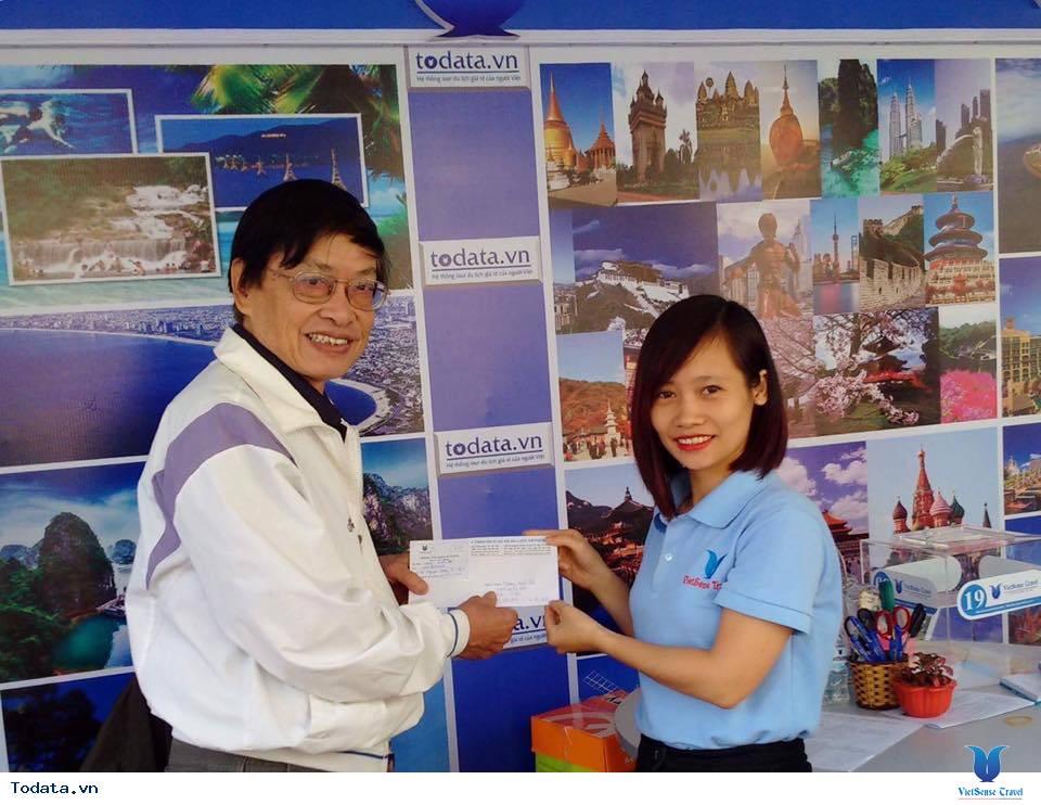 Vietsense Travel tưng bừng ngày hội khuyến mãi du lịch Hà Nội 2016 - Ảnh 4