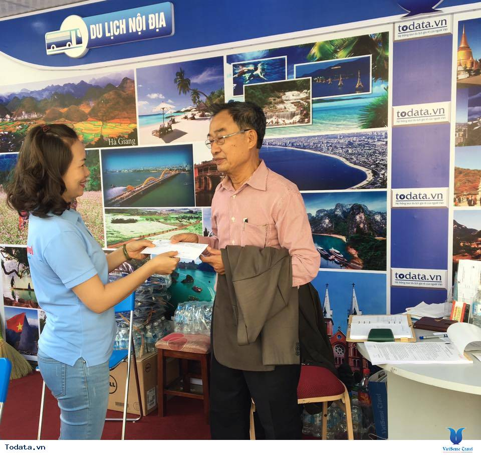 Vietsense Travel tưng bừng ngày hội khuyến mãi du lịch Hà Nội 2016 - Ảnh 5