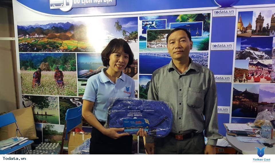 Vietsense Travel tưng bừng ngày hội khuyến mãi du lịch Hà Nội 2016 - Ảnh 2