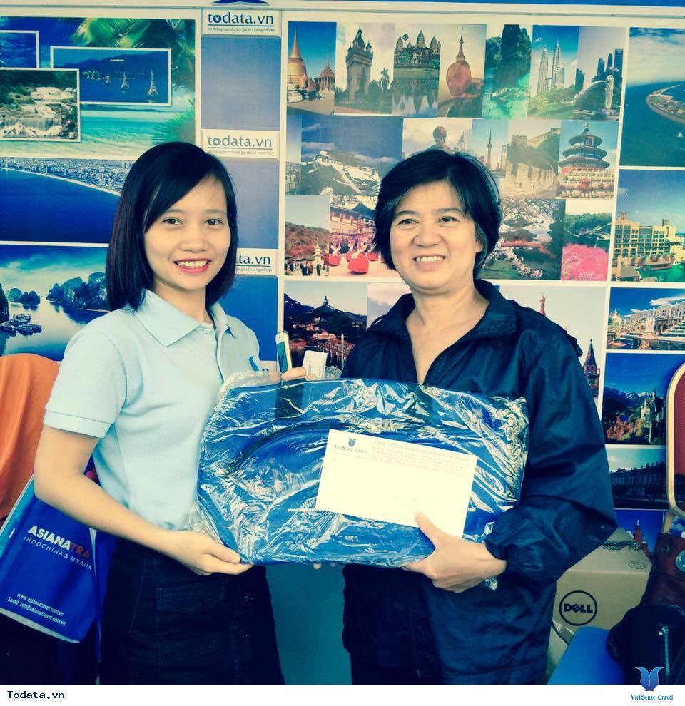Vietsense Travel tưng bừng ngày hội khuyến mãi du lịch Hà Nội 2016 - Ảnh 3